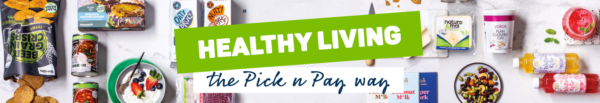LiveWell - Health Range Shop