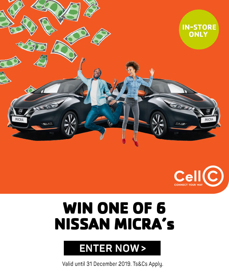 Win one of 6 Nissan Micra's. Enter now