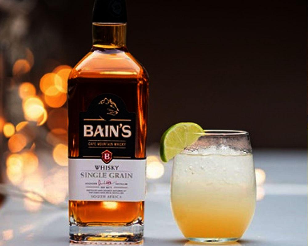 Distel Recipe - Bain's Cocktail