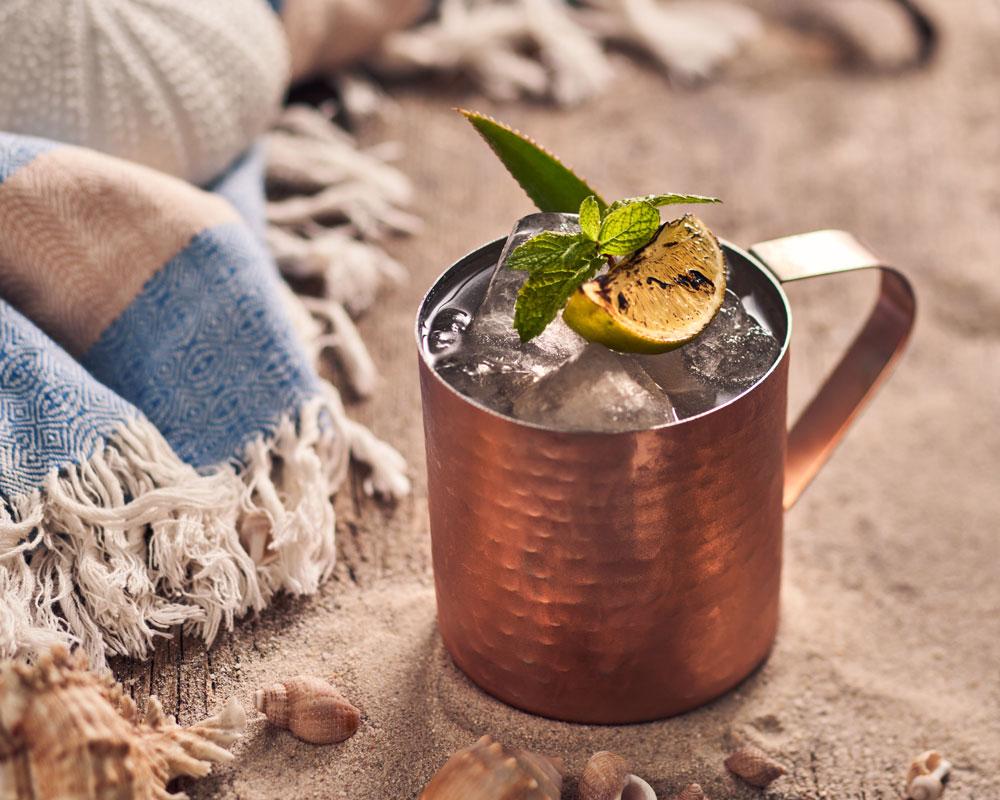 Distel Recipe - Durbanville Hills Demi Sec Cocktail