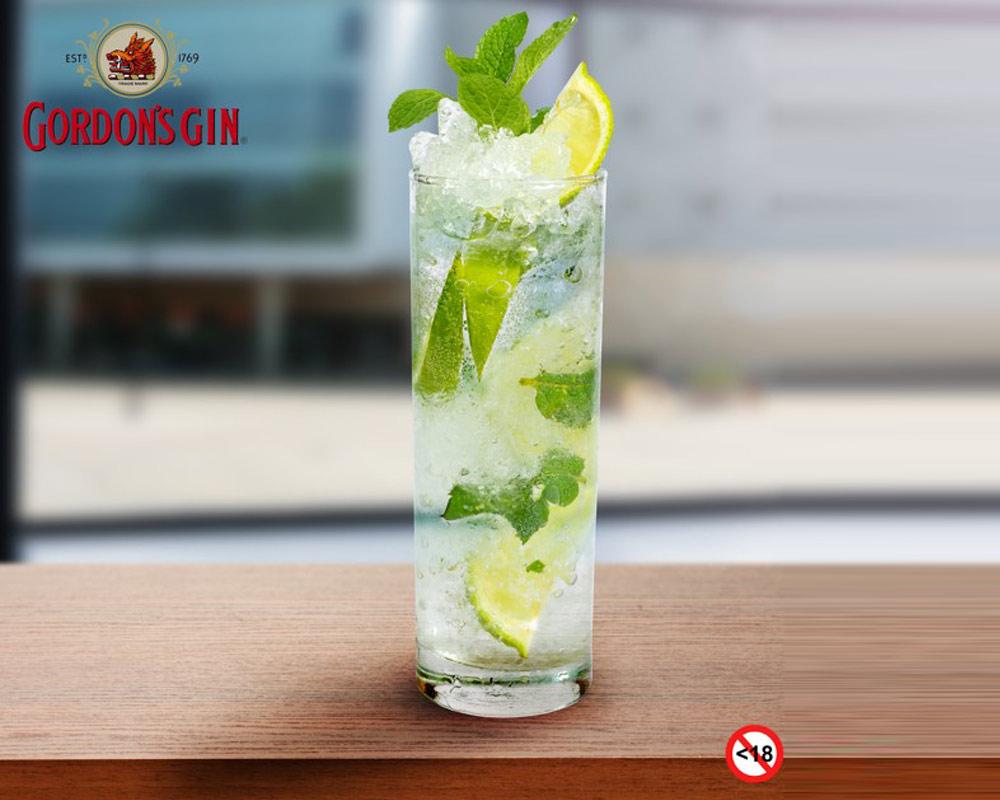 Distel Recipe - Gordon's Gin Cocktail
