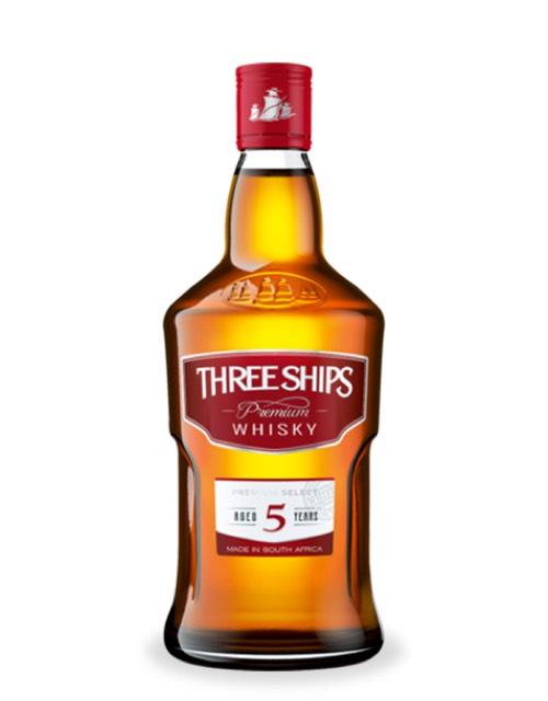 Distelle - Three Ships Whiskey