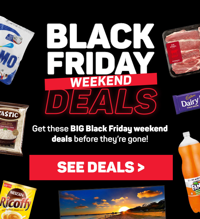 Black Friday weekend deals. See deals