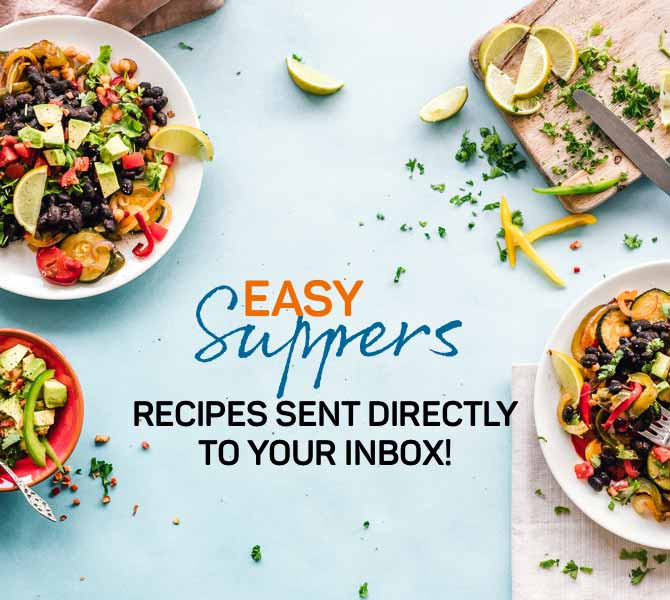 Easy Suppers