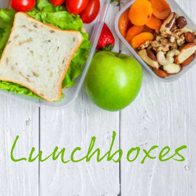 lunchboxes Recipes