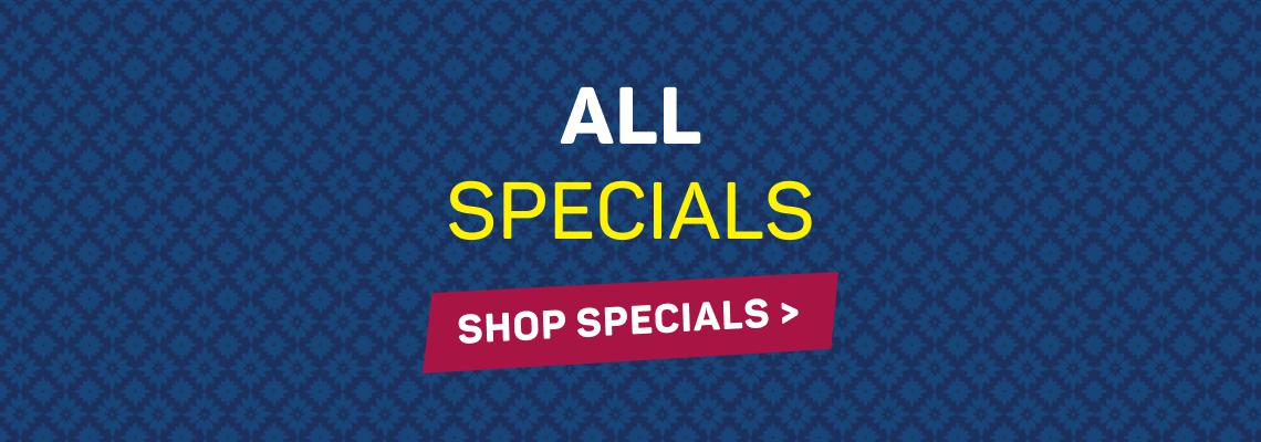All Specials. Shop now >