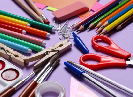 Stationery - Tick everything off your list