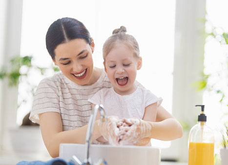 Hygiene and Health - Essentials for the whole family