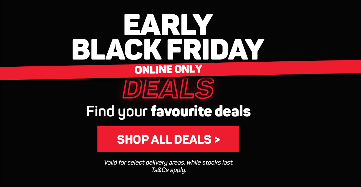 Early Black Friday deals. Online only. Shop all deals