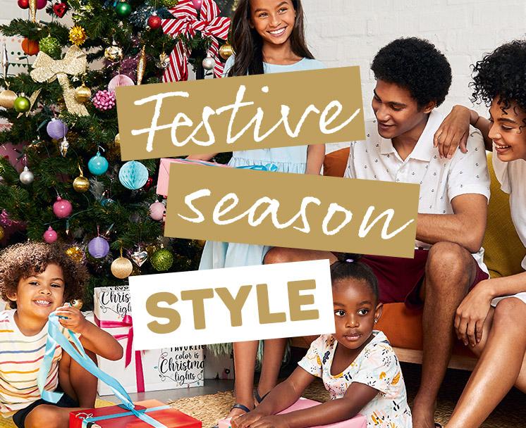 Festive season style