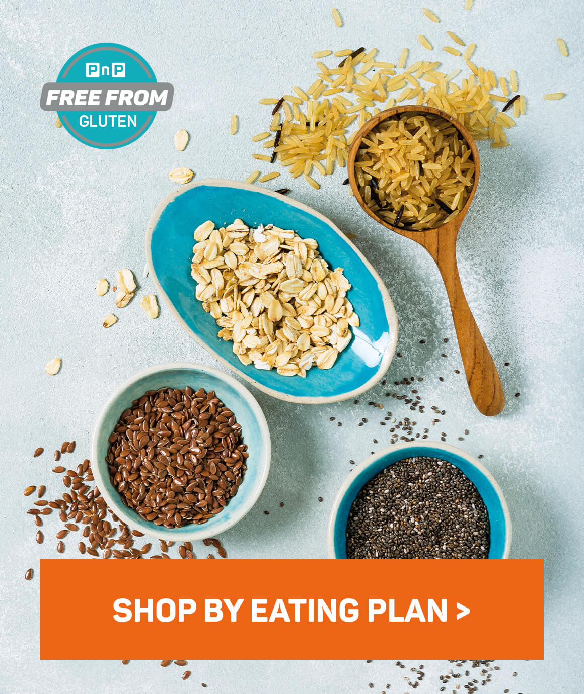 Shop by eating plan