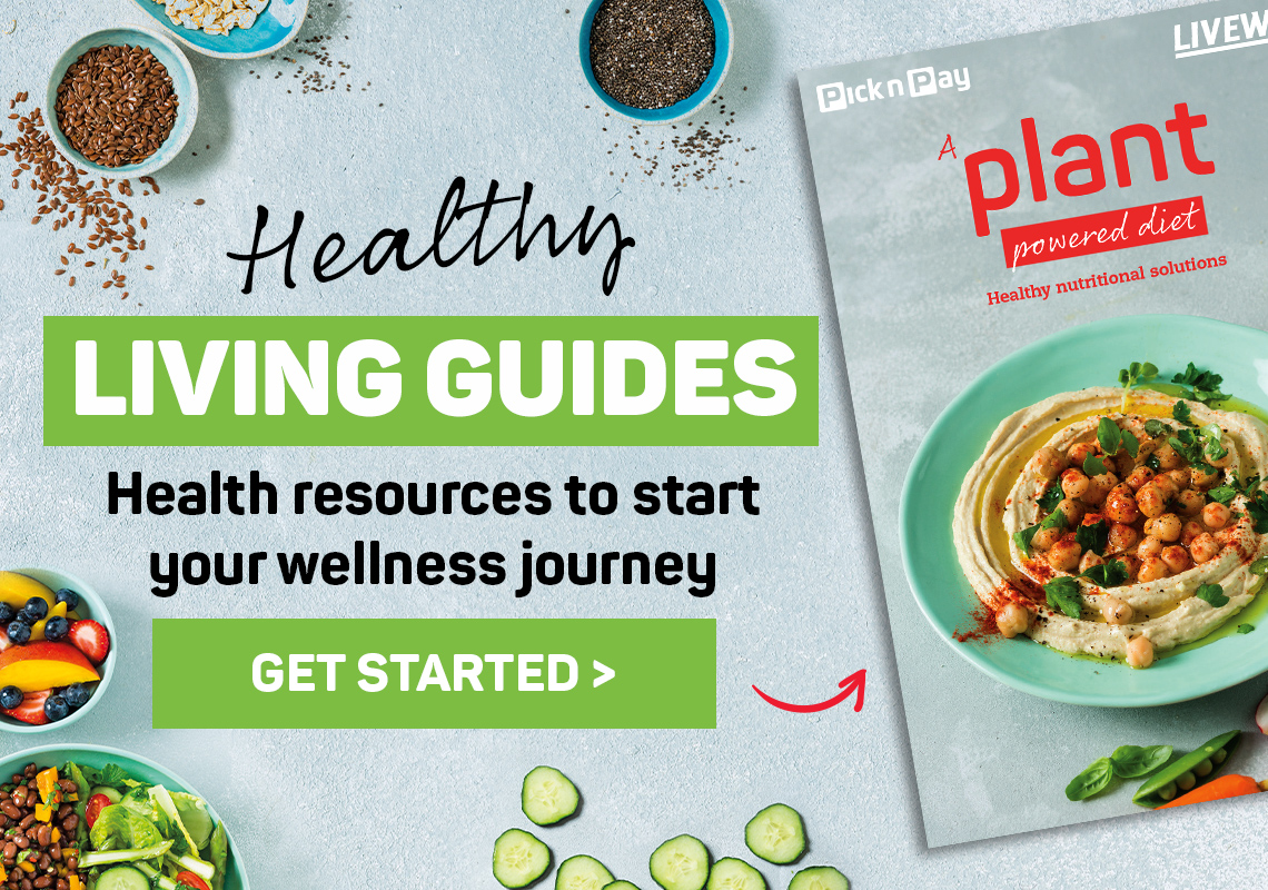 Healthy living guids. Health resources to start your wellness journey. Get started
