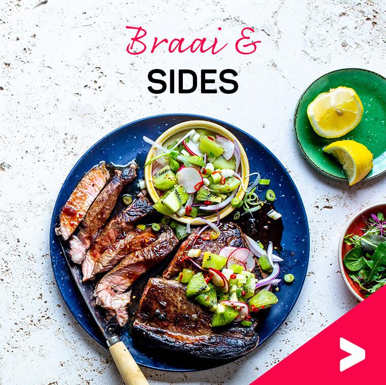 Braai & sides
