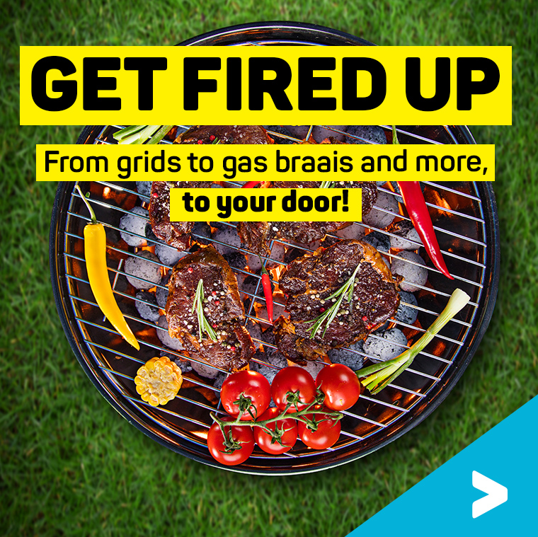 Get fired up. Stock up on the basics with coal, paper plates, and more