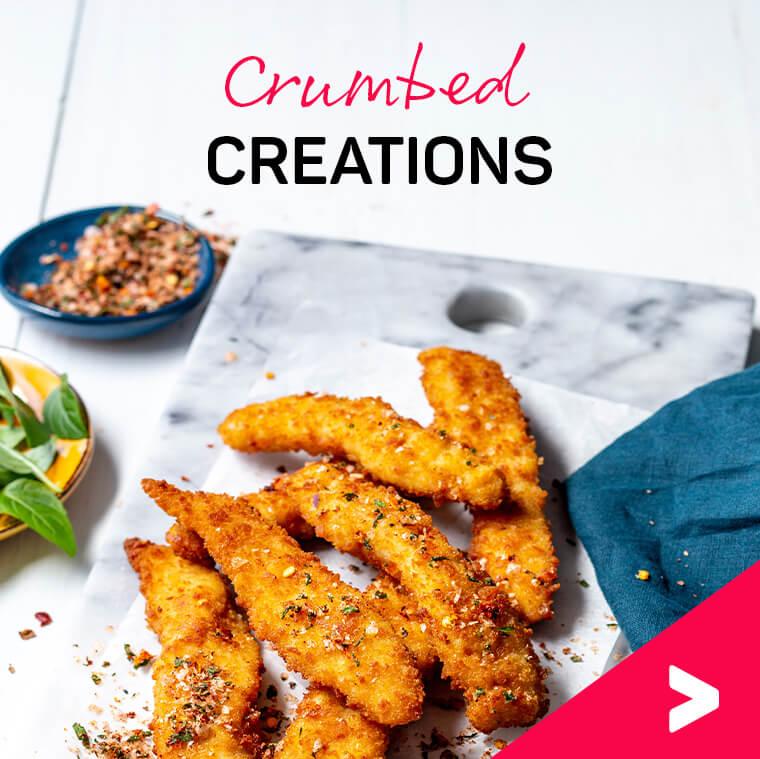 Crumbed Creation