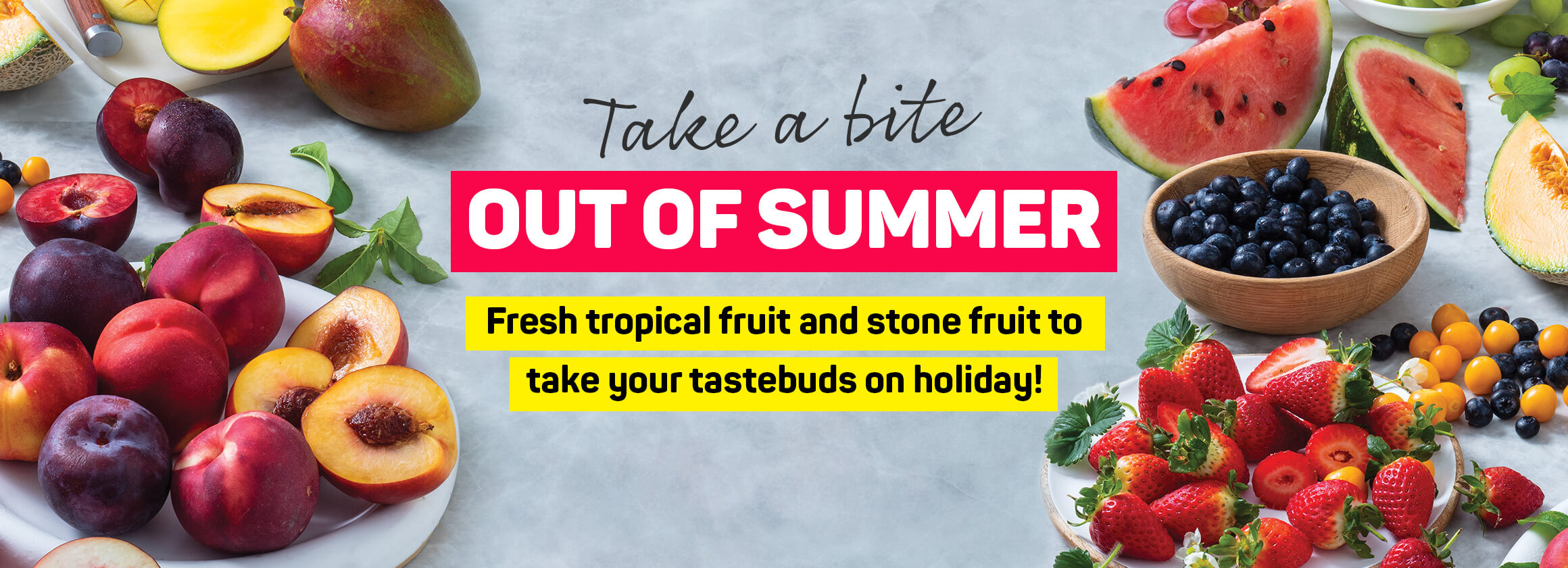 Take a bite out of summer