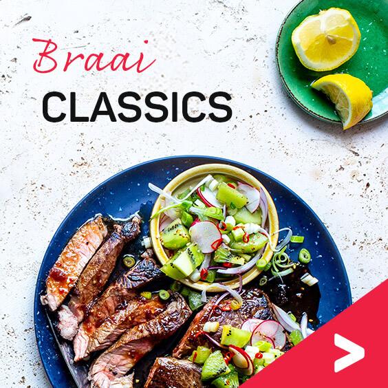 Braai classic recipes