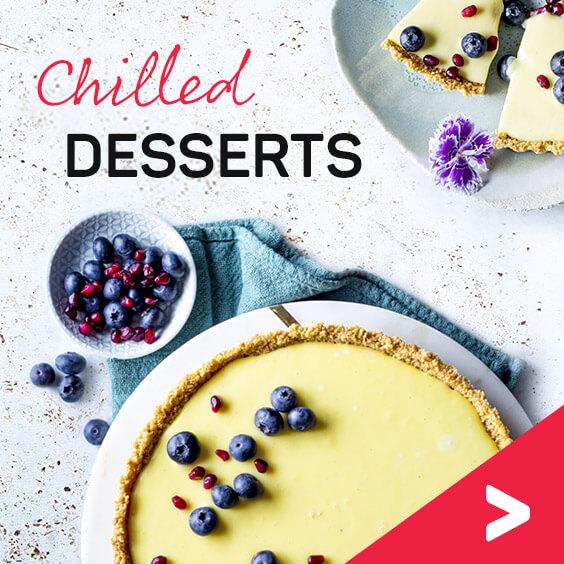 Chilled dessert recipes