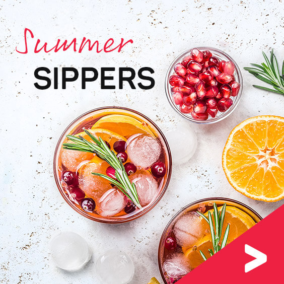 Summer sippers recipes