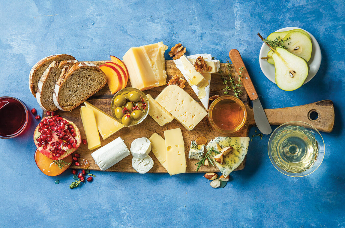 This cheese, that wine – how to get it right