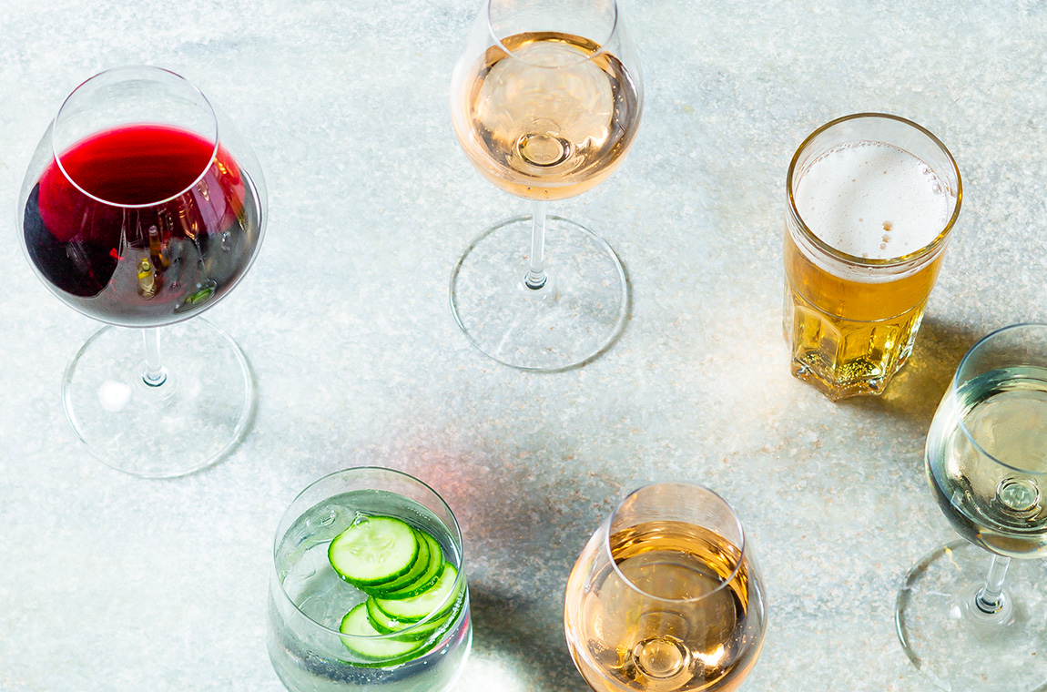 The rise of non-alcoholic and de-alcoholised drinks