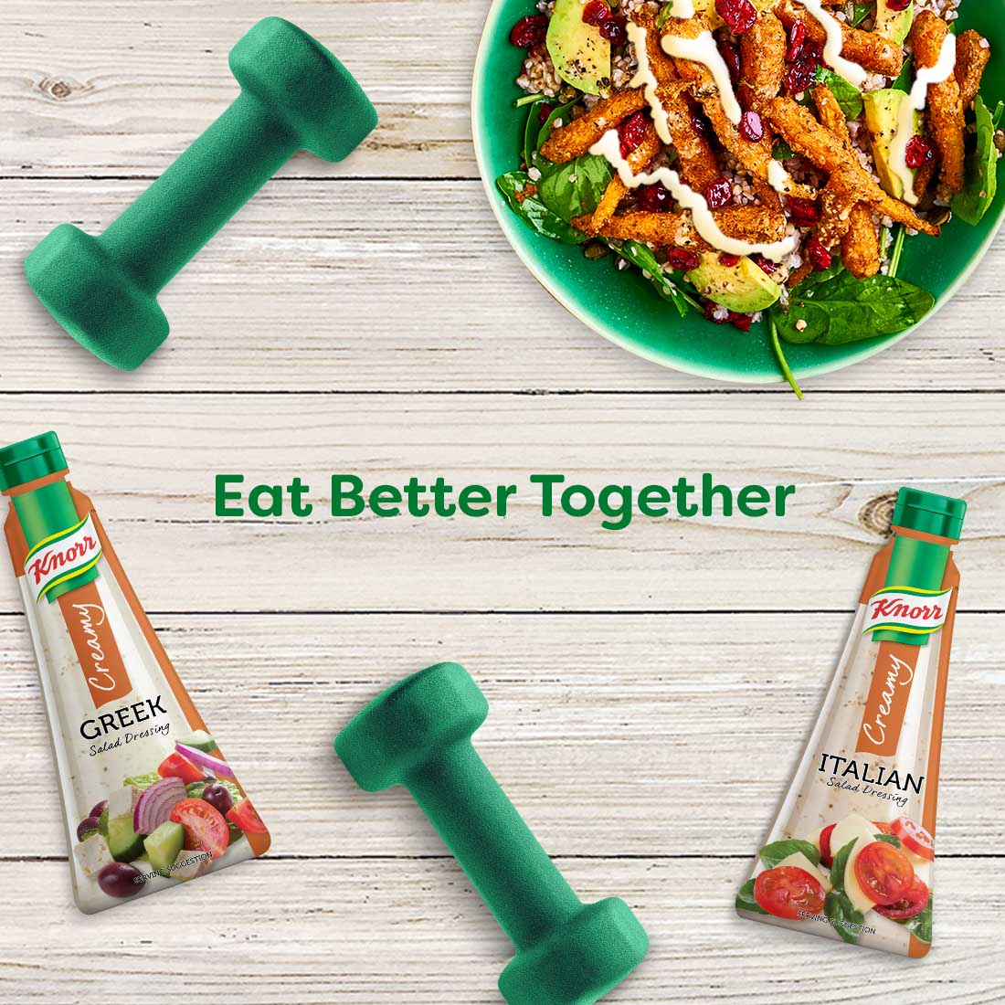 Knorr - Recipes