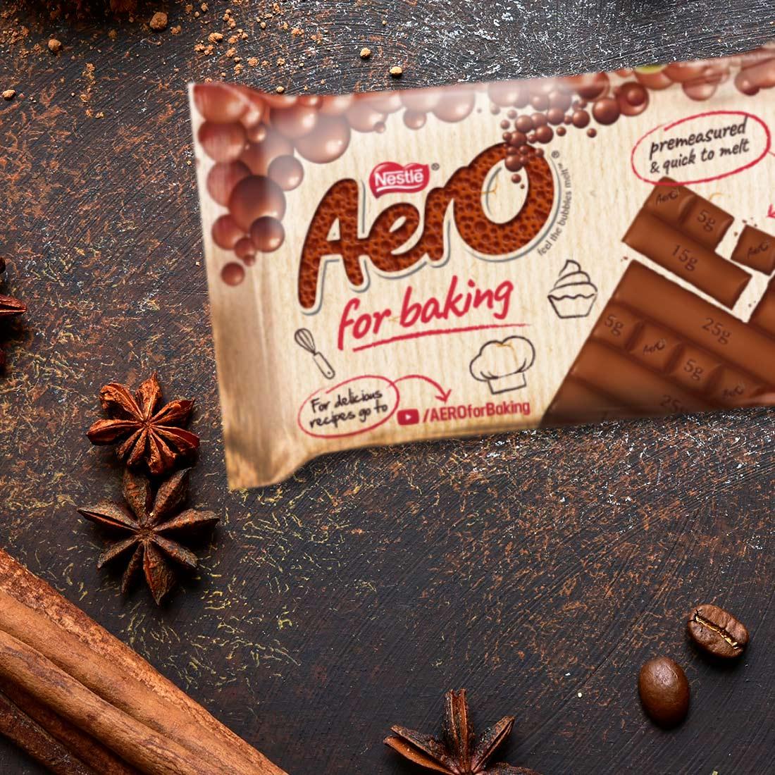 Nestle Aero Bake