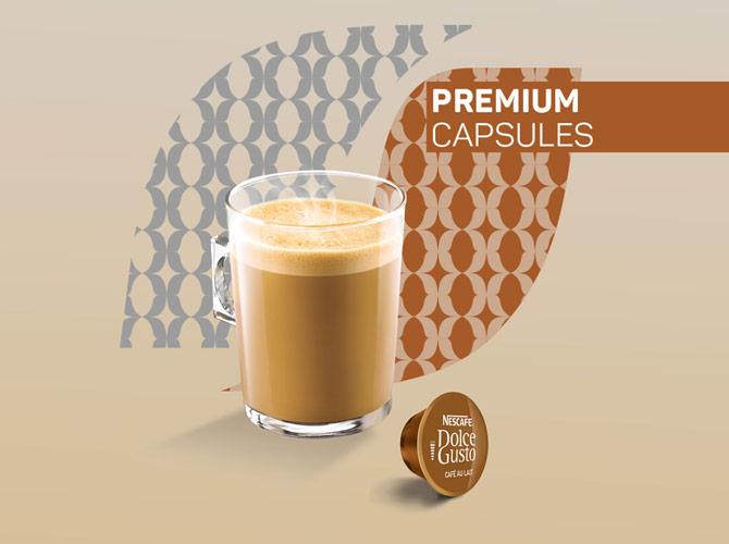 Nestle  Premium Capsules