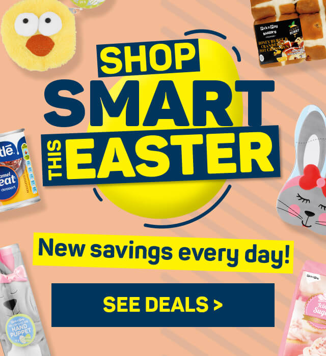 See todays Easter daily deals