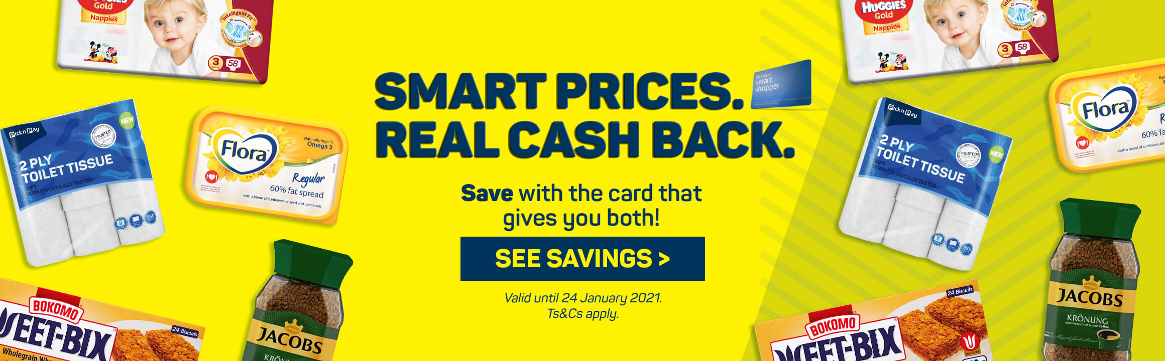 See Smart Back to School Savings