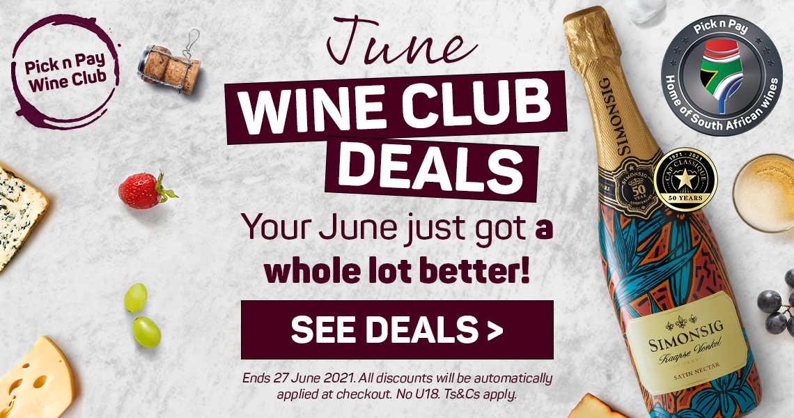 Your June just got a whole lot better! See deals.