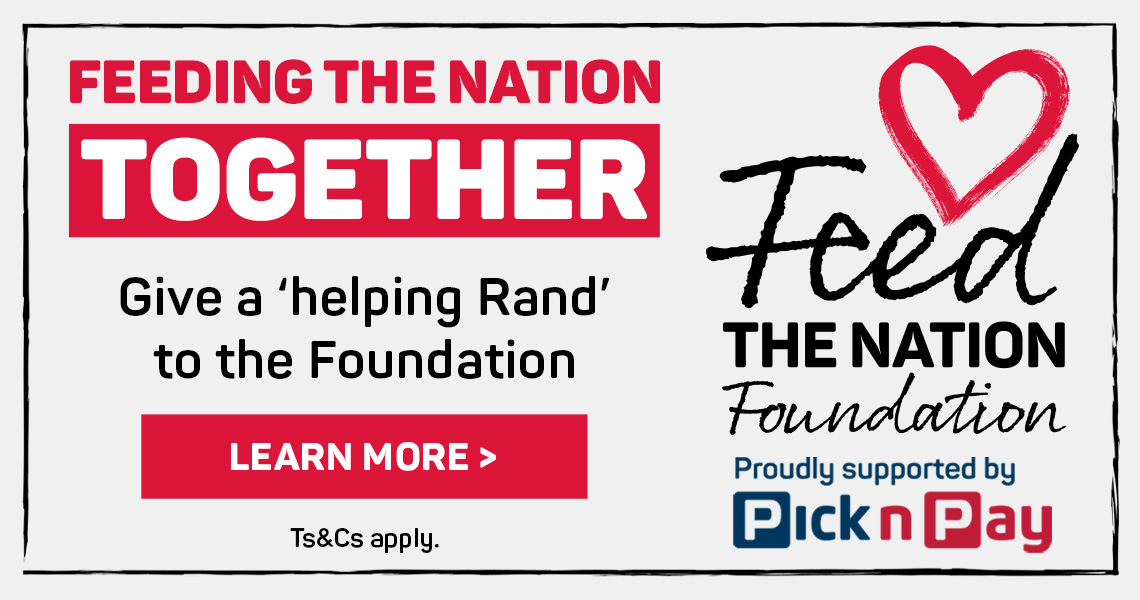 Give a helping Rand to the Foundation. Learn more