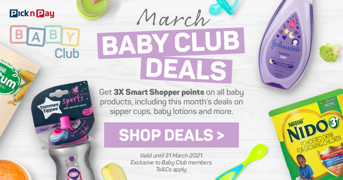 Shop January Baby Club deals