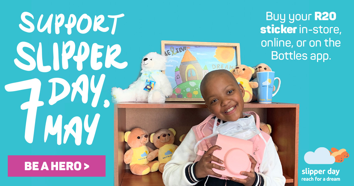 Be a hero, support slipper day