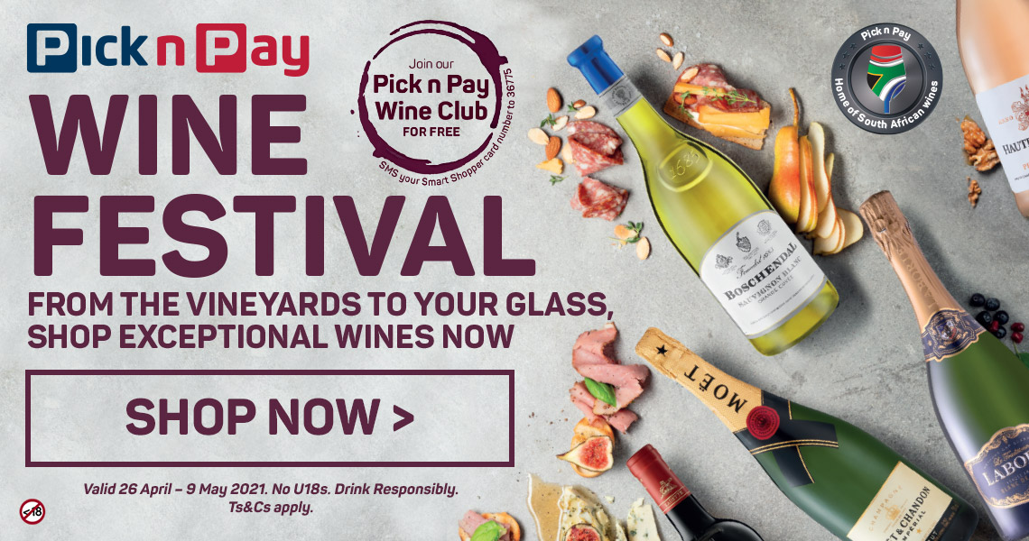 Shop Wine Festival now