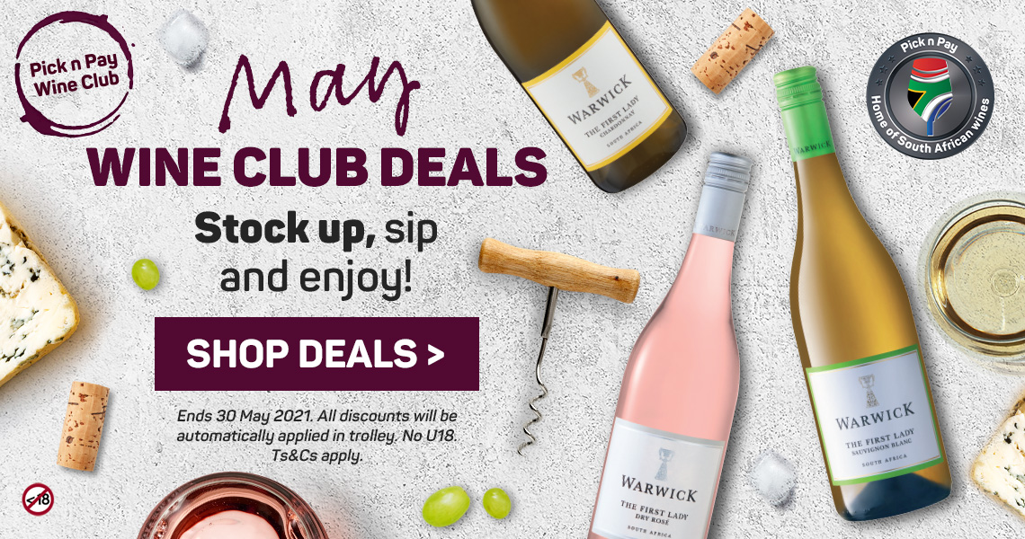 Stock up, sip and enjoy! Shop deals