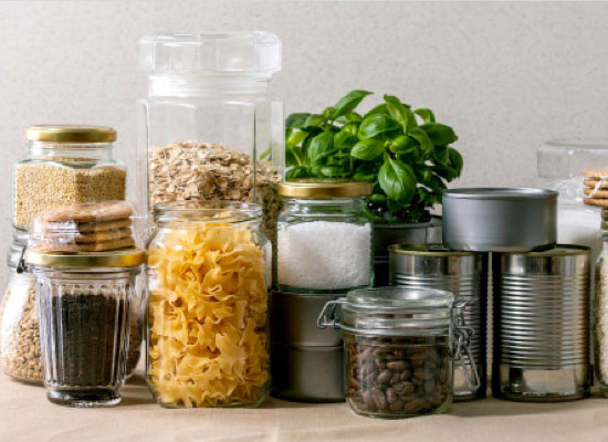 Refresh your pantry