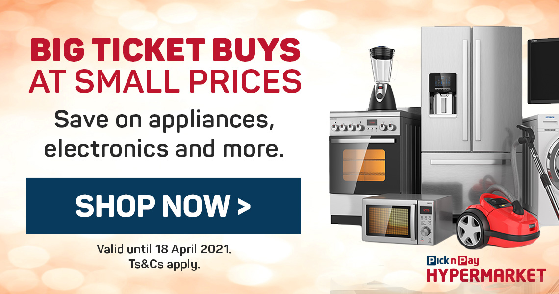 Save on appliance, electronics and more. Shop now