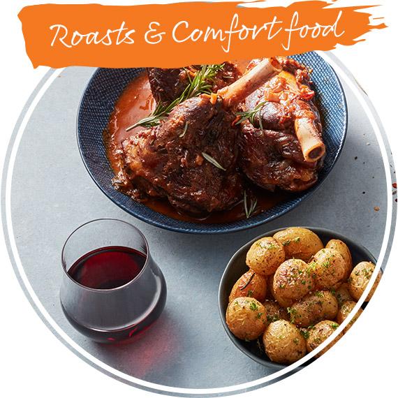 Roasts & Comfortt food