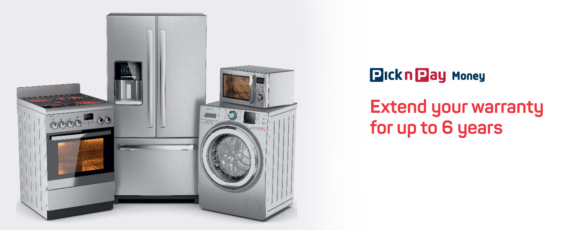 Extend your warranty for up to 6 years