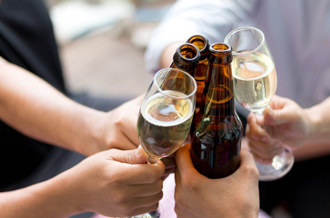 The best wine for beer drinkers