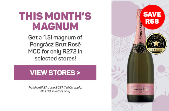 This month's magnum   View Stores